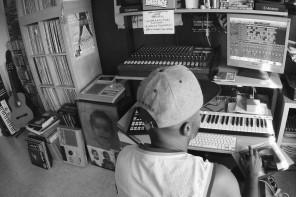 Franska hiphopproducenten Azaia går sin egen väg