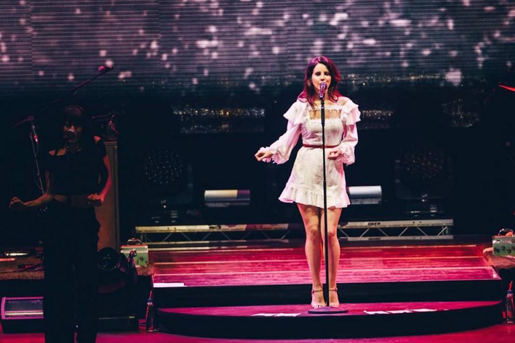 Lana Del  Rey. Foto: Annika Berglund/Way Out West