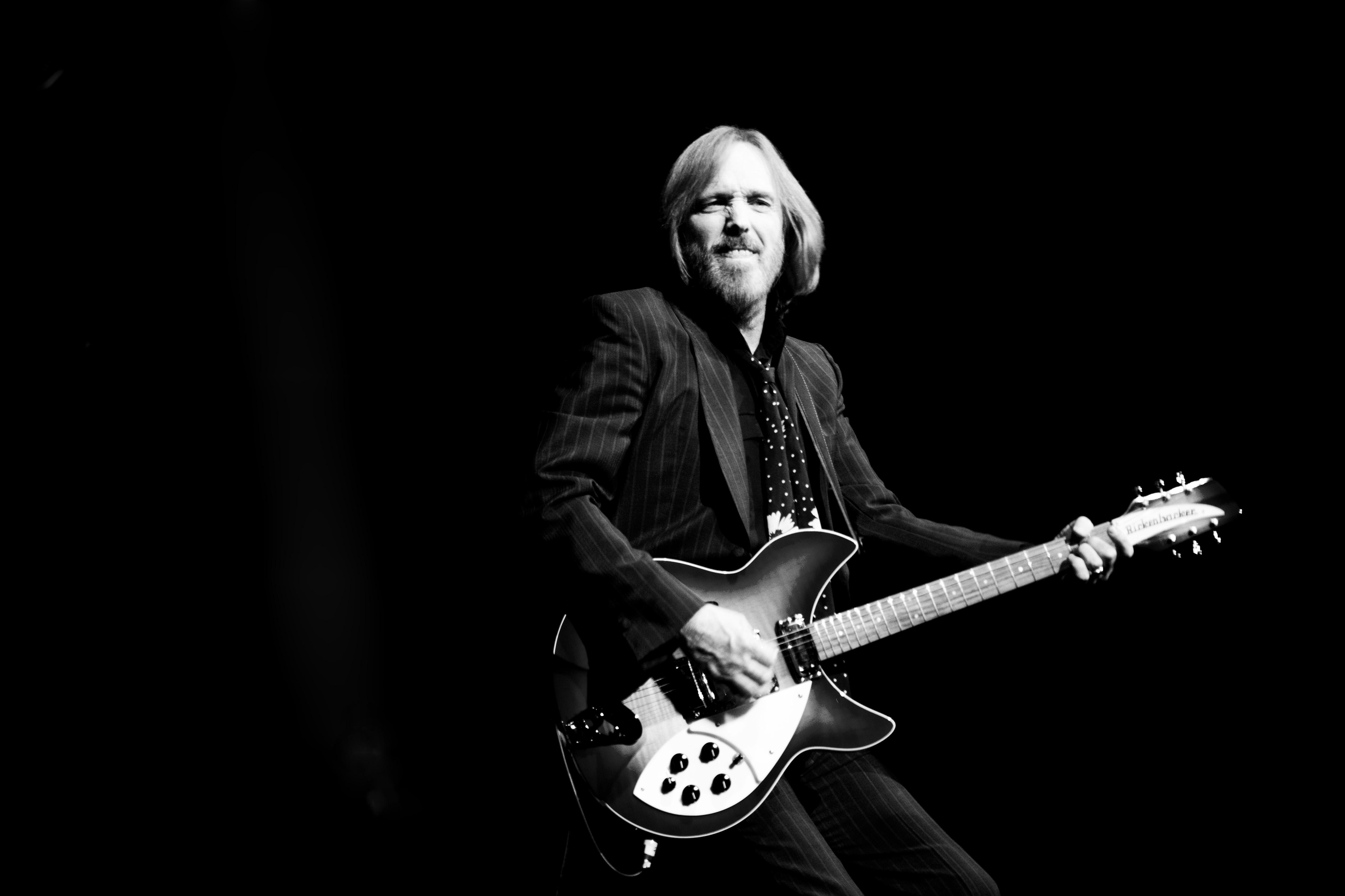 120614 Globen, Tom Petty & The Heartbreakers